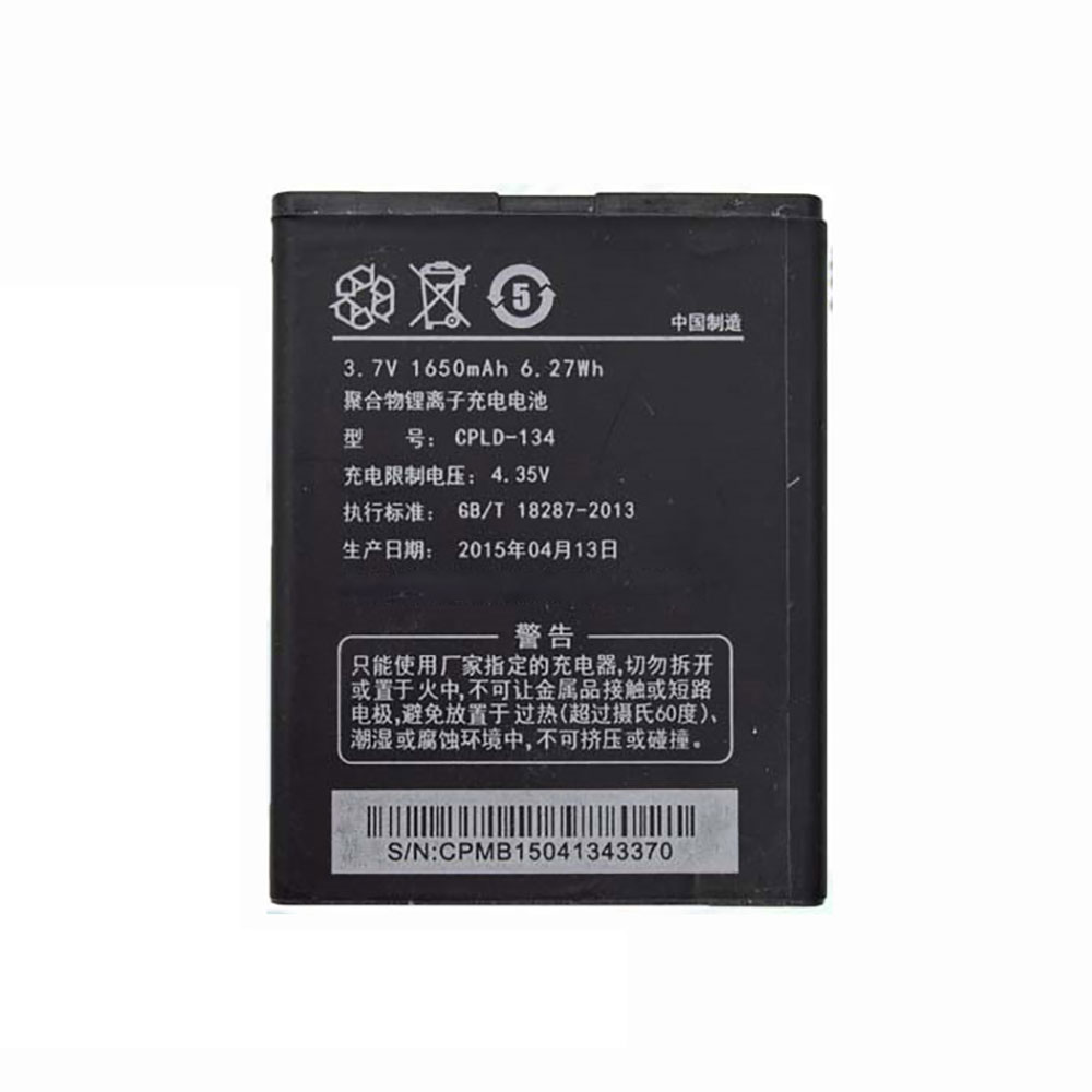 COOLPAD CPLD-134